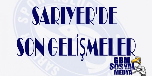 SARIYER'DE SON GELİŞMELER