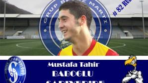 Mustafa Tahir Baboğlu Sarıyer'de