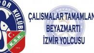 Sarıyer , Beyaz Martı İzmir Yolcusu