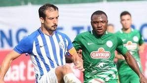 Sarıyer'den Türkiye Kupasına Veda