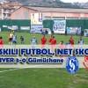 BASKILI FUTBOL, NET SKOR SARIYER 3-0 Gümüşhane