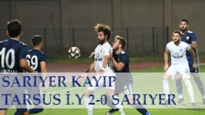 KAYIP SARIYER             TARSUS İ.Y 2-0 SARIYER