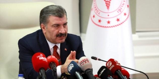 Son Dakika: Türkiye'de koronavirüsten ölenlerin sayısı 9'a, vaka sayısı 670'e yükseldi
