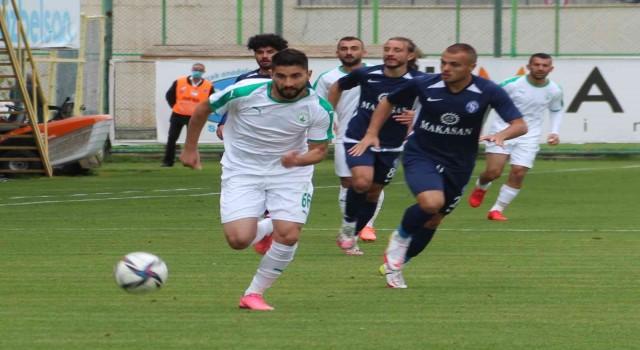 TFF 2. Lig: Sivas Belediyespor: 3 - Sarıyer: 0
